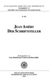 Jean Améry legt Zeugnis ab über Hans Mayer, den seines Namens, seiner Sprache, seines In-der-Welt-Seins Beraubten