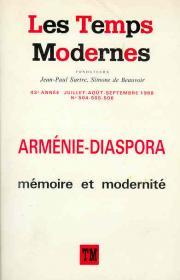 De l'Arménie perdue à la Normandie sans place