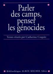 À quel autre parlent les héritiers d'un génocide? - Le cas arménien