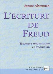 « Réponse » de Janine Altounian à Jacques Le Brun, à propos de L'écriture de Freud Traversée traumatique et traduction